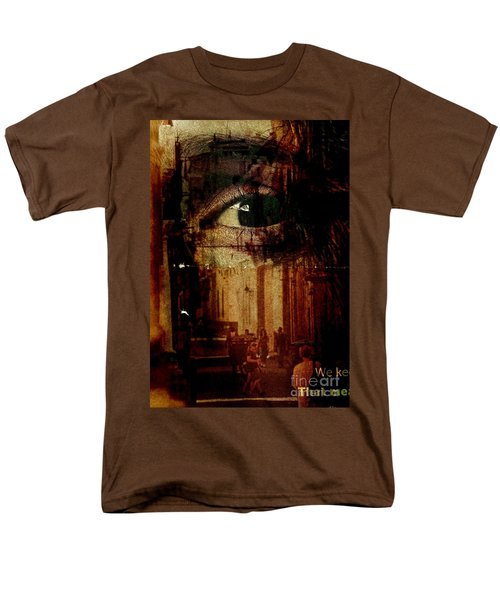 The Overseer Men's T-Shirt  (Regular Fit) by Michael Cinnamond