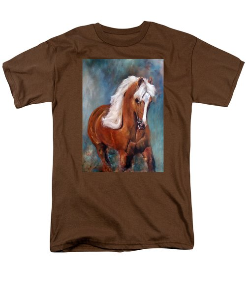 The Palomino 2 Men's T-Shirt  (Regular Fit) by Barbie Batson