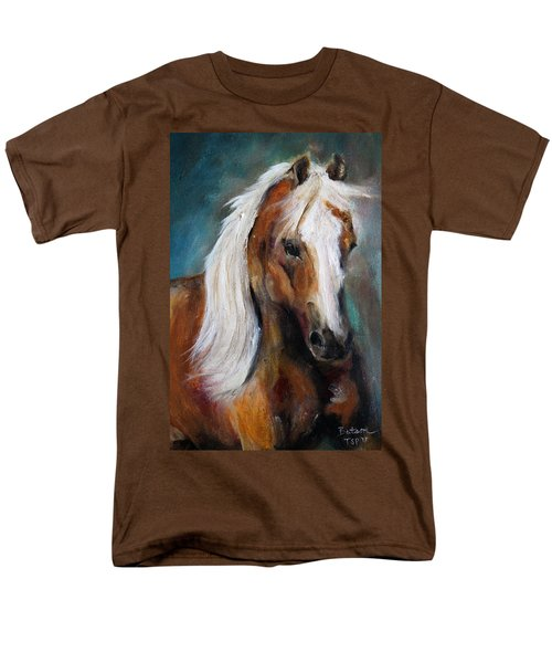 The Palomino I Men's T-Shirt  (Regular Fit) by Barbie Batson
