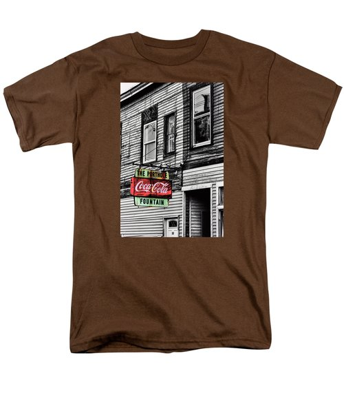 The Porthole Portland Maine Men's T-Shirt  (Regular Fit) by Tom Prendergast