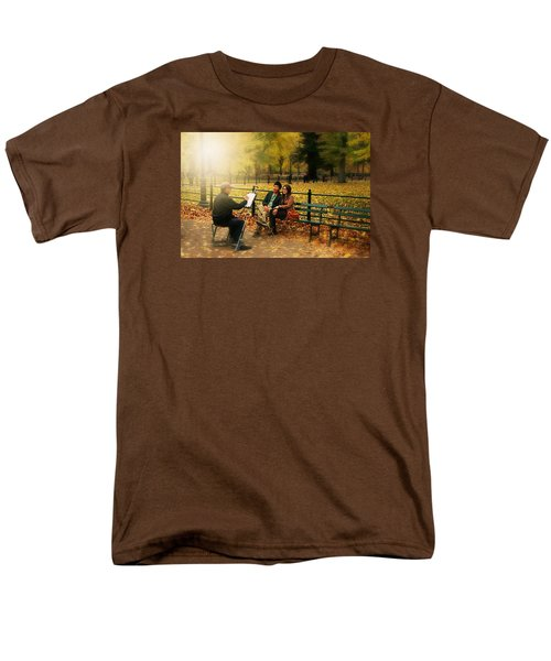 The Portraiture Men's T-Shirt  (Regular Fit) by Diana Angstadt
