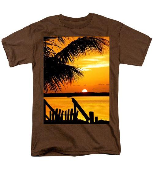 The Promise Men's T-Shirt  (Regular Fit) by Karen Wiles