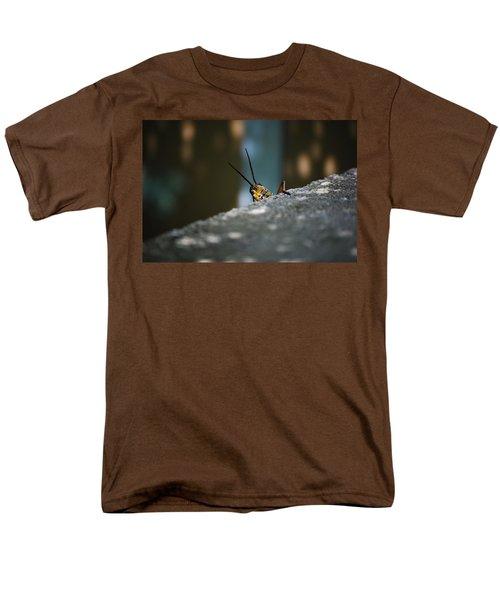 The Real Hopper Men's T-Shirt  (Regular Fit) by Robert Meanor