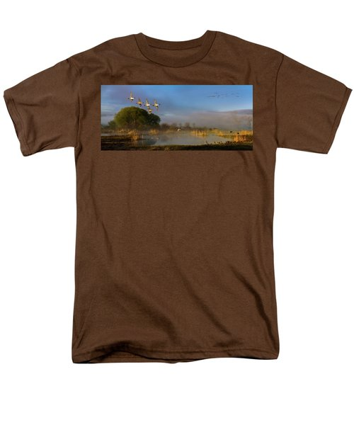 The River Bottoms Men's T-Shirt  (Regular Fit)