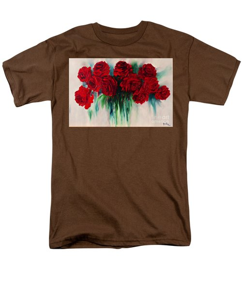 The Roses Of My Summer Men's T-Shirt  (Regular Fit)