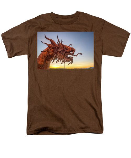 The Serpent At Sunrise #3 Men's T-Shirt  (Regular Fit)