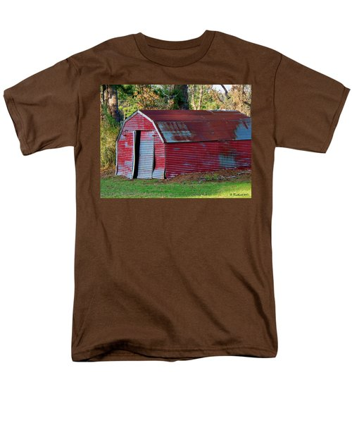 The Shed Men's T-Shirt  (Regular Fit) by Betty Northcutt