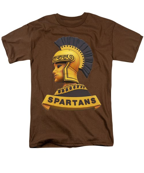 The Spartans Men's T-Shirt  (Regular Fit) by Mark Dodd