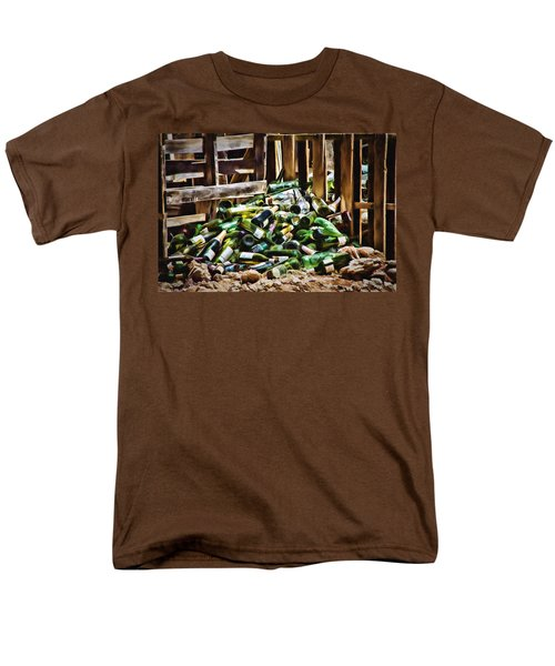 The Stash Men's T-Shirt  (Regular Fit)
