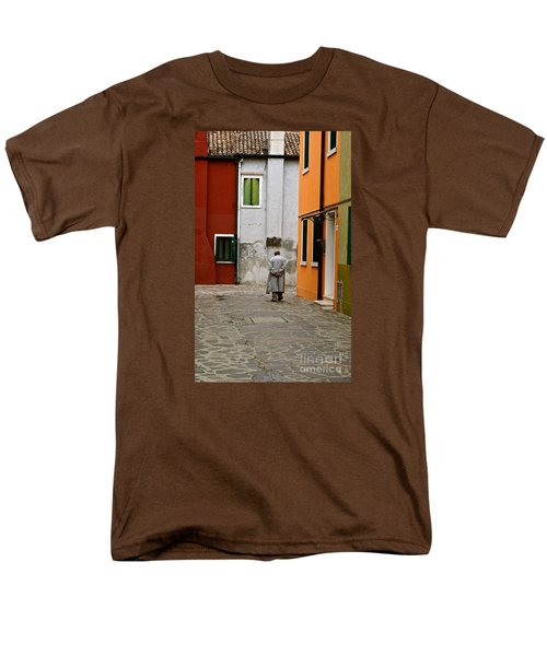 The Stroll Men's T-Shirt  (Regular Fit) by Michael Cinnamond