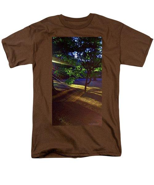 The Sunset Grove  Men's T-Shirt  (Regular Fit)