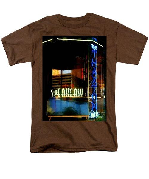 The Thaxton Speakeasy Men's T-Shirt  (Regular Fit) by Kelly Awad