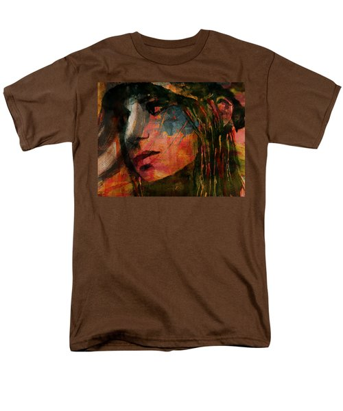 The Way We Were  Men's T-Shirt  (Regular Fit) by Paul Lovering
