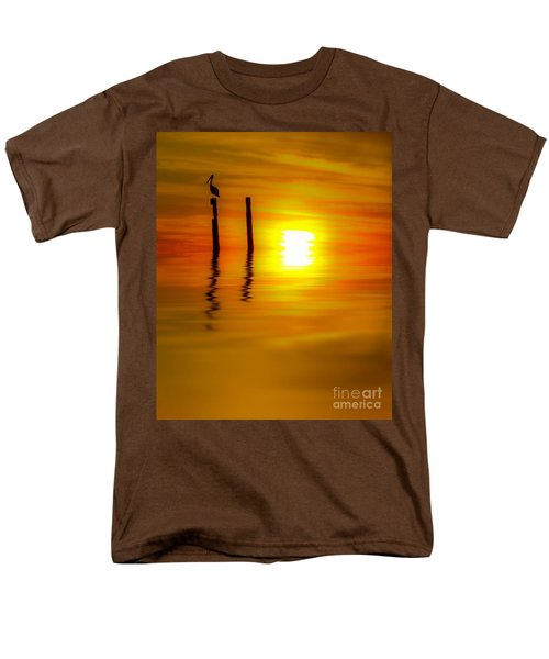 There Are Moments Men's T-Shirt  (Regular Fit)