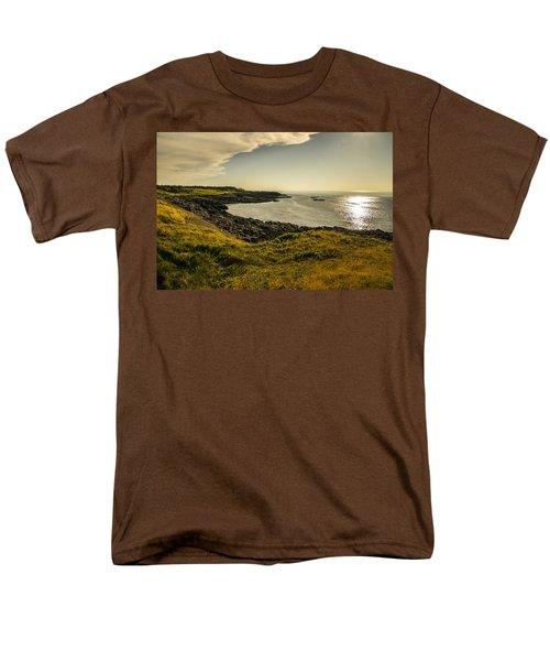 Thinking Sunset Men's T-Shirt  (Regular Fit) by Will Burlingham