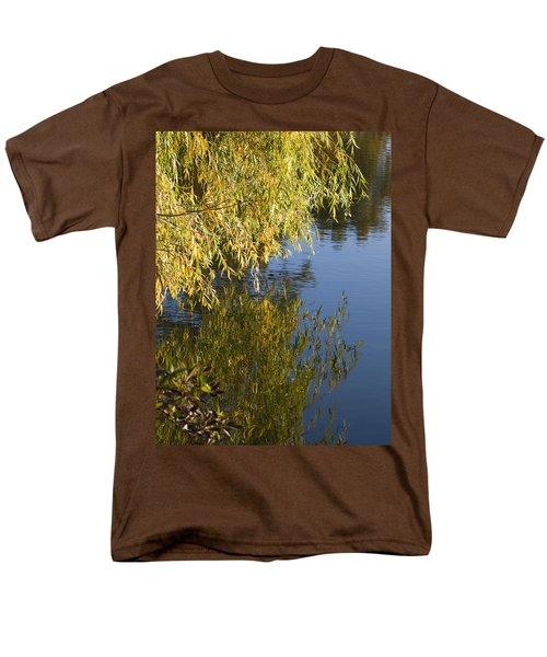 Men's T-Shirt  (Regular Fit) featuring the photograph Thinking by Tara Lynn