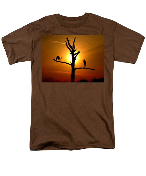This Land Is Our Land Men's T-Shirt  (Regular Fit) by David Mckinney