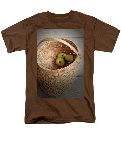 Three Apples Men's T-Shirt  (Regular Fit)