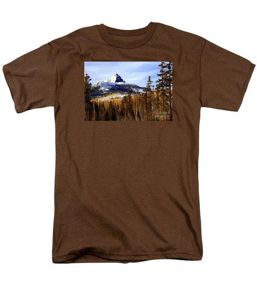 Three Fingered Jack Men's T-Shirt  (Regular Fit) by Steve Warnstaff