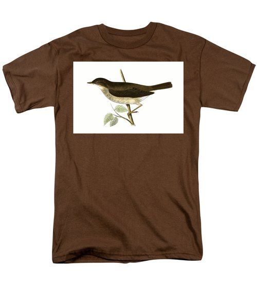 Thrush Nightingale Men's T-Shirt  (Regular Fit) by English School