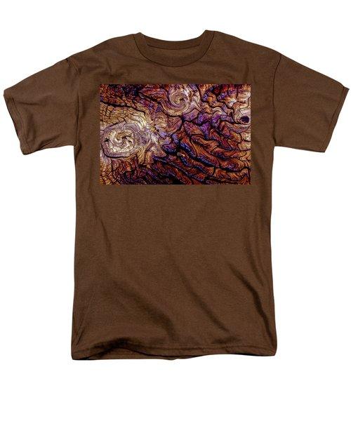 Tied Up In Knots Men's T-Shirt  (Regular Fit) by Paul Wear