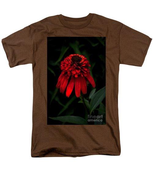 Tiki Torch Men's T-Shirt  (Regular Fit) by Judy Wolinsky
