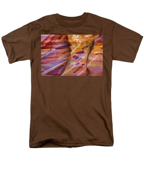 Men's T-Shirt  (Regular Fit) featuring the photograph Timelines by Darren White