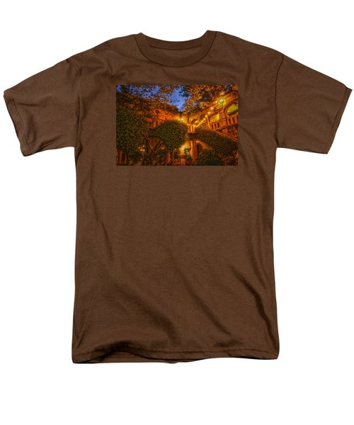 Tlaquepaque Evening Men's T-Shirt  (Regular Fit) by Laura Pratt