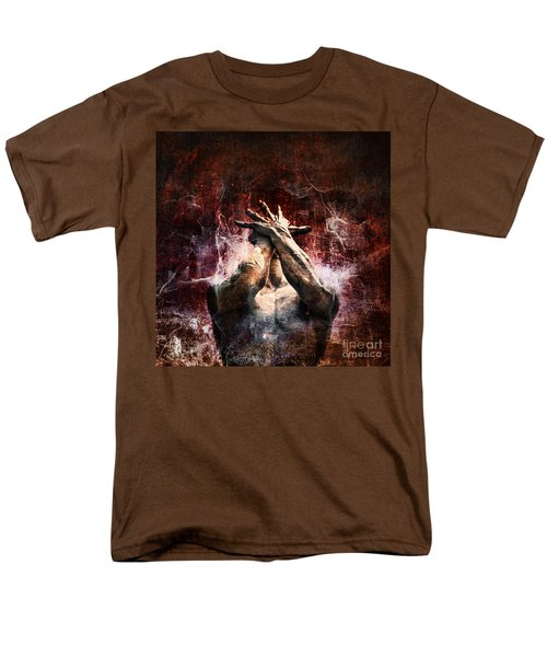 Torment Men's T-Shirt  (Regular Fit) by Andrew Paranavitana