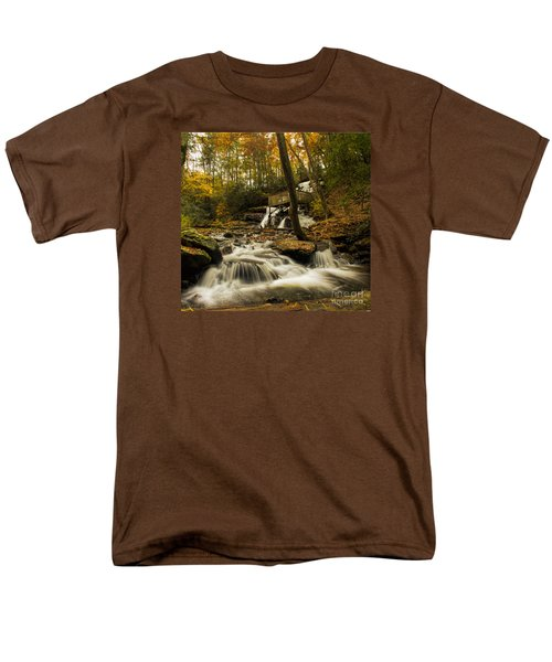 Trahlyta Falls Men's T-Shirt  (Regular Fit)