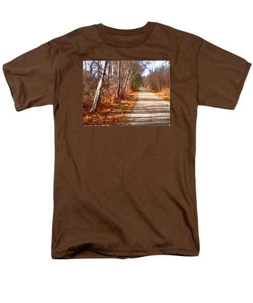 Transformed Men's T-Shirt  (Regular Fit) by Betsy Zimmerli