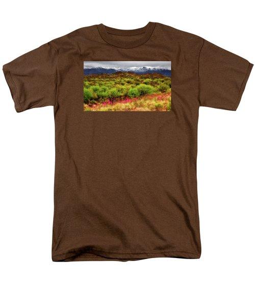 Transition Men's T-Shirt  (Regular Fit)