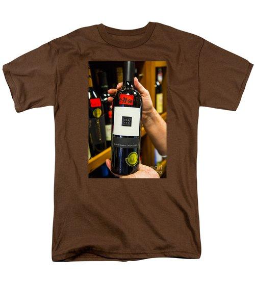 Tremendous Wine Men's T-Shirt  (Regular Fit) by Rick Bragan