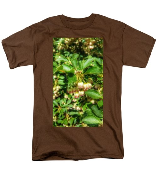 Tres Belle Men's T-Shirt  (Regular Fit) by Isabella F Abbie Shores FRSA