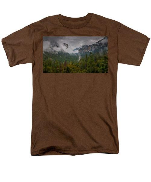 Tunnel View Men's T-Shirt  (Regular Fit)