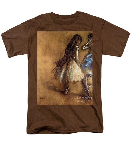 Two Dancers Men's T-Shirt  (Regular Fit) by Degas