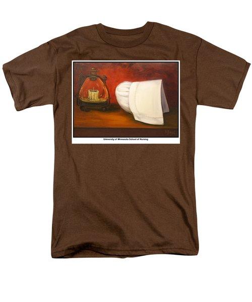 University Of Minnesota School Of Nursing Men's T-Shirt  (Regular Fit)
