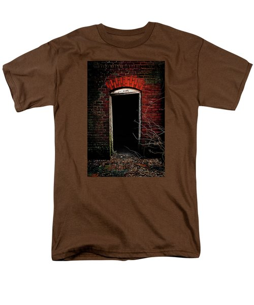 Men's T-Shirt  (Regular Fit) featuring the photograph Unknowing by Jessica Brawley