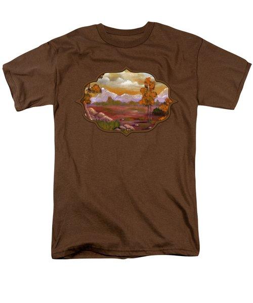 Unpredictable Weather Men's T-Shirt  (Regular Fit) by Anastasiya Malakhova