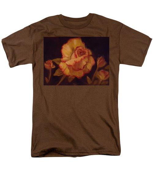 Valentine Rose 2 Men's T-Shirt  (Regular Fit)