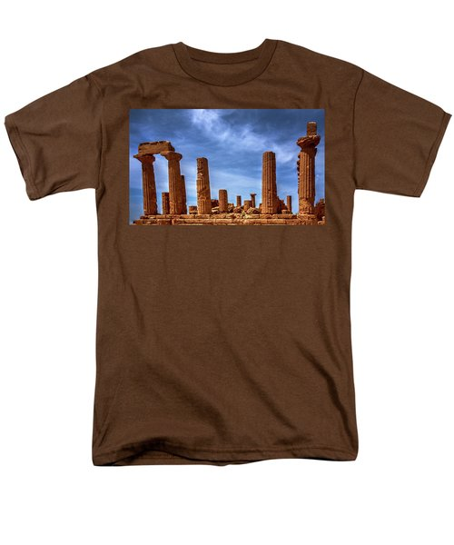 Valley Of The Temples IIi Men's T-Shirt  (Regular Fit) by Patrick Boening