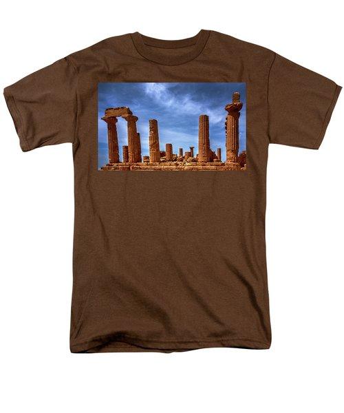 Valley Of The Temples IIi Men's T-Shirt  (Regular Fit)