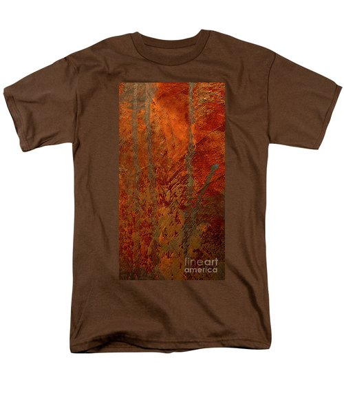Men's T-Shirt  (Regular Fit) featuring the mixed media Venice by Michael Rock