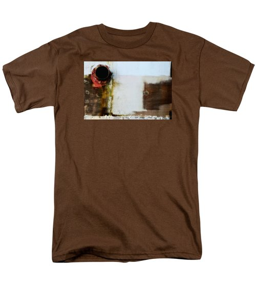 Men's T-Shirt  (Regular Fit) featuring the photograph Vent by Newel Hunter