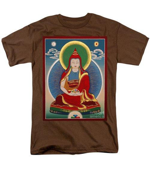 Vimalamitra Vidyadhara Men's T-Shirt  (Regular Fit) by Sergey Noskov