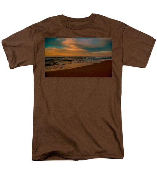 Waiting On The Dawn Men's T-Shirt  (Regular Fit) by John Harding