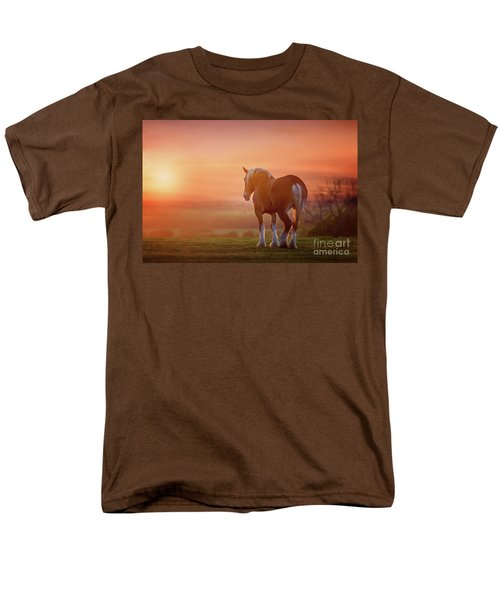 Watching The Sunset Men's T-Shirt  (Regular Fit) by Tamyra Ayles