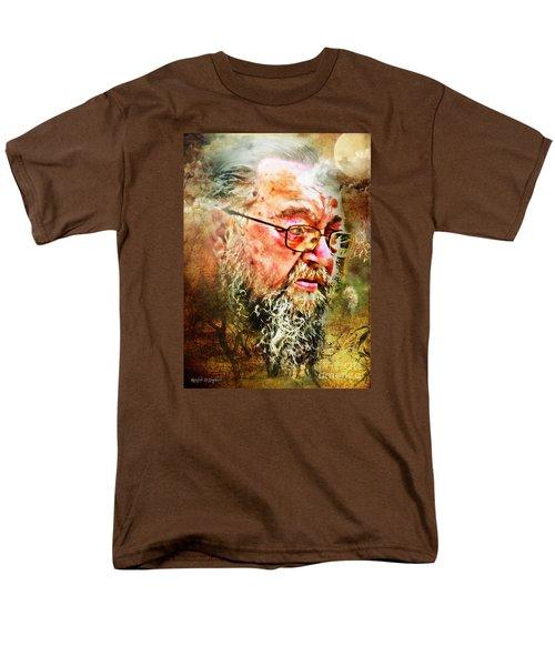 Men's T-Shirt  (Regular Fit) featuring the digital art Wayward Son by Rhonda Strickland