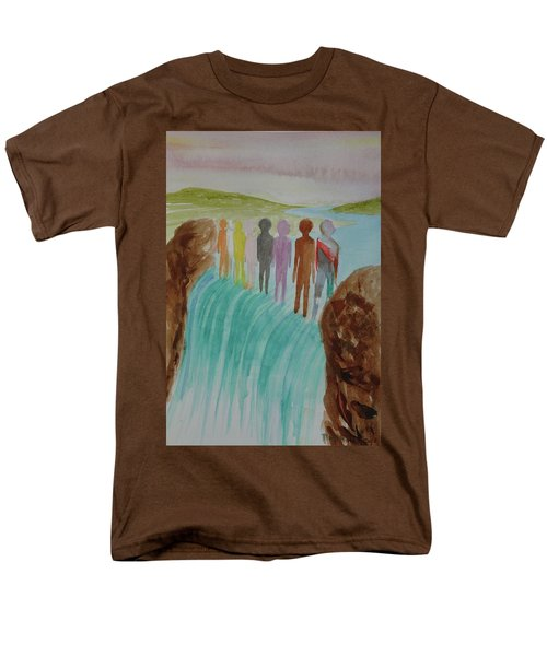 We Are All The Same 1.2 Men's T-Shirt  (Regular Fit) by Tim Mullaney