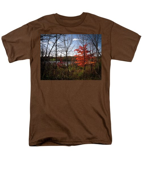 Men's T-Shirt  (Regular Fit) featuring the photograph Wehr Wonders by Kimberly Mackowski